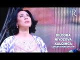 Dildora Niyozova - Xalqimga   Дилдора Ниёзова - Халкимга (concert version 2016)