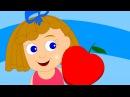 An Apple a Day | Nursery Rhymes | Popular Nursery Rhymes by KidsCamp