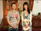 Андрей Губин и Юлия Беретта в программе Субботник (18.08.2007)
