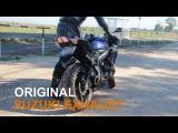 GSX R 750 K7 Akrapovic Carbon Exhaust