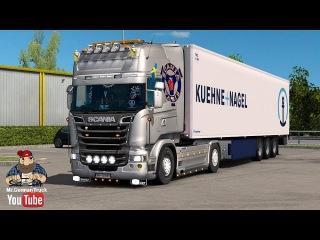 [ETS2 v1.27] Scania R & Streamline MegaMod v2.2 + ALL DLC´s ready