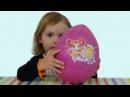 Волшебные ПопПикси огромное яйцо с сюрпризом открываем игрушки Giant surprise egg PopPixie toys