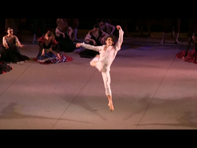 Ivan Vasiliev - Laurencia Final Variation - Nov 2013
