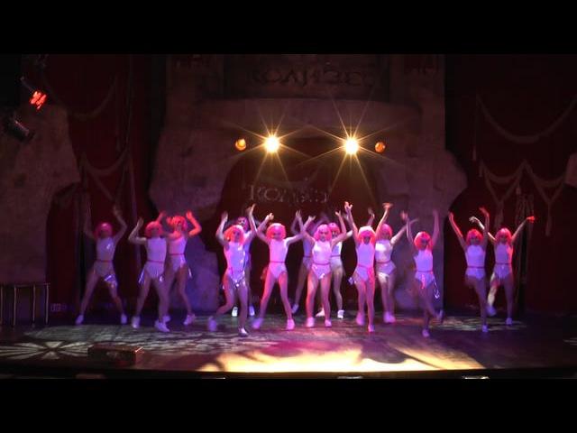 Солисты студии танцы Space Dance. Танец Кайли .Отчетный концерт 2016.Огни Уфы Колизео.space_dance-ufa