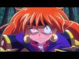 Slayers Revolution Uh-Oh.... Lina Flipped!