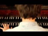 Jean Rondeau records 'Vertigo' for harpsichord (Royer)
