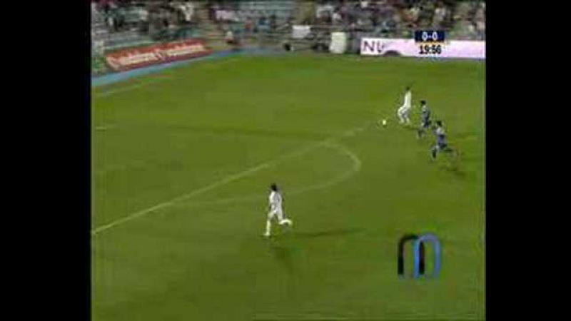 Хетафе 0 1 Реал Мадрид Чемпионат Испании 2007 2008 6 тур