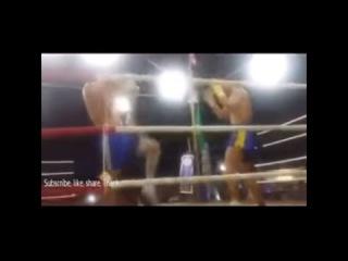Myanmar Lethwei, Burmese martial art fight, Burma traditional, Kyar Pouk vs Phyan Thwe, Jan 28 16