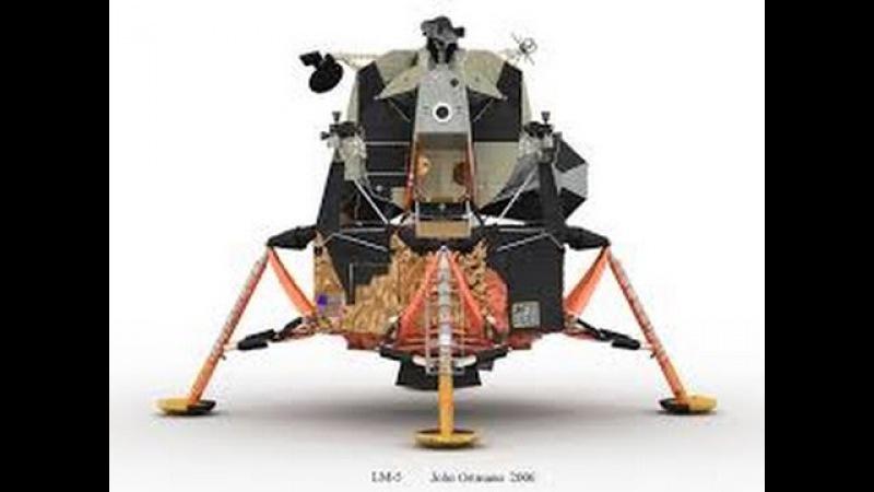 Лунный модуль.Аппараты лунных программ.Документальный фильм.