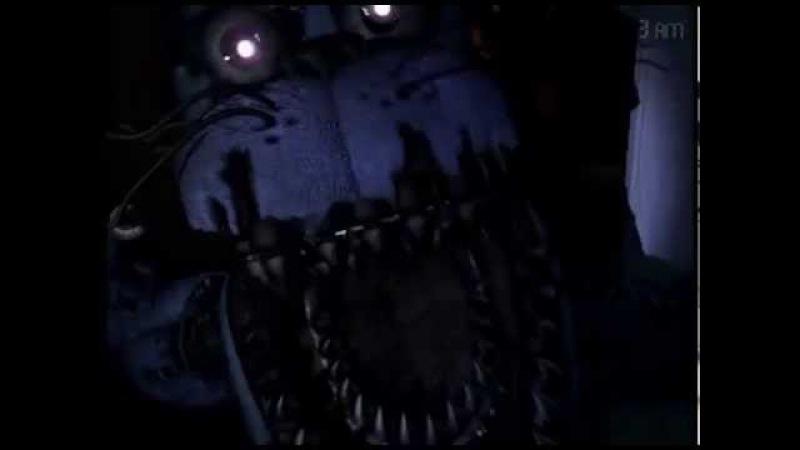 Официальный трейлер Five Nights at Freddy's 4