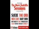 The Mark Radcliffe Sessions Vox Tape - 11 Suede - My Insatiable One