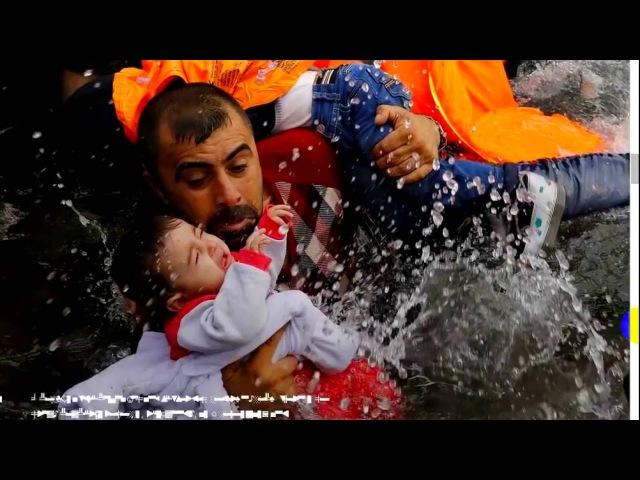 Шок смотреть всем Беженцев потрошили на органы в Турции, а тела топили