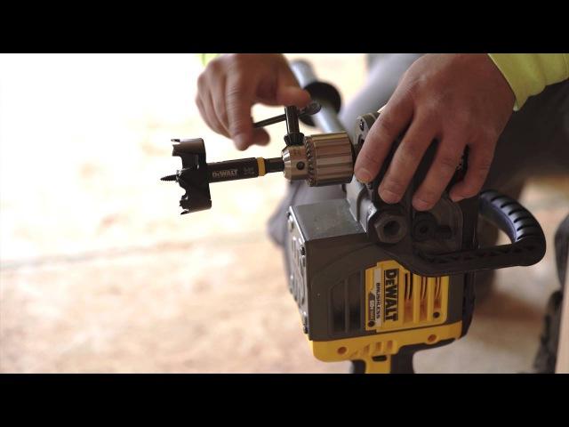 Pros React: DEWALT® FLEXVOLT™ DCD460 60V MAX* Stud and Joist Drill