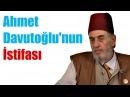 C169 Cumartesi Sohbetleri Ahmet Davutoğlu'nun İstifası Üstad Kadir Mısıroğlu 07 05 2016