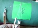 плетение на коклюшках эллемент Мимоза