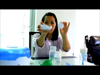 настольные игры самые! Baby Bottle Review - Dr. Brown vs Avent - Munchkin Bottle Cleaner