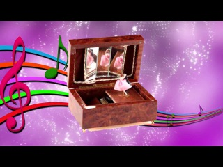 Музыкальная табакерка