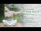 Qi Gong Upper Body Stretch Seated