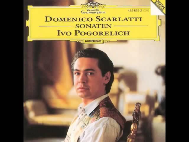 Domenico Scarlatti - Sonatas Ivo Pogorelić