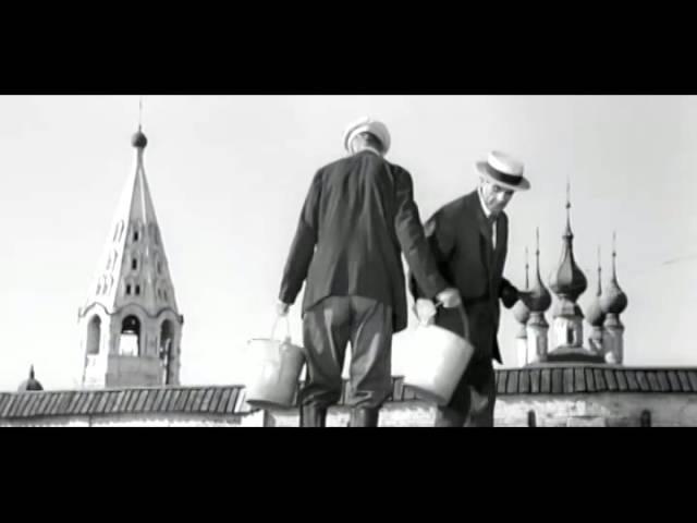 Отрывок из фильма Золотой теленок Паниковский сын лейтенанта Шмидта