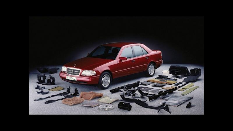 CARЭТО Обзор Mercedes Benz W202 C220 1996 г Лучший Ваз за эти деньги