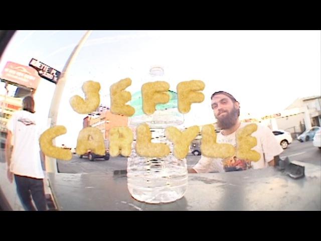 Jeff Carlyle Deep Fried America TransWorld SKATEboarding