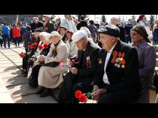 Новости от Спутник-ТВ, про 9 мая - мероприятия на Мемориальном комплексе «Защитни...