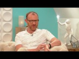 Mark Gatiss on Weekend with Aled Jones