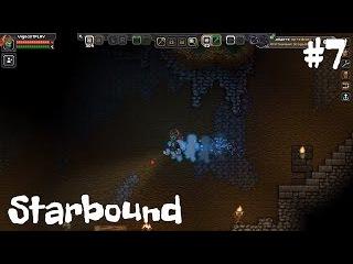 Поиграем в Starbound - Вот он артефакт Флоран - Часть 7 Vigilant PLAY