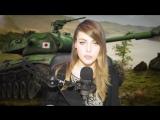 ТОП-5 Девушек World of Tanks (девушки - красавицы, вододелы , стримерши)!