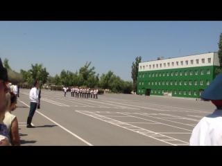 Присяга Волгоград ЖДВ 16.07.2016 третья часть