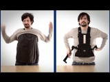 Рюкзак-кенгуру для переноски Chicco EasyFit