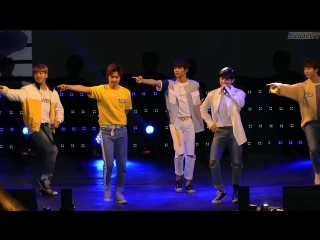 [PERF] [170429] B1A4 @ D'Live Good Concert in Ilsan