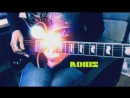 Rammstein - ADIOS - guitar cover (NEW mini solo ver.) by Marteec