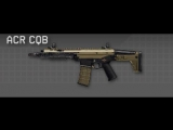 Warface Обзор на ACR CQB