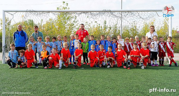 Результаты игр двух туров Первенства города Подольска среди детских команд 2007/2008 г.р.