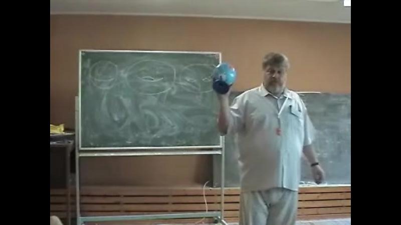 Как может быть устроена трёхмерная Вселенная? Георгий Шабат
