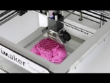 3D Printed Organ by Philips - Ultimaker_ 3D Printing Timelapse