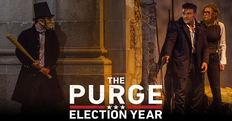 The Purge Election Year Torrent