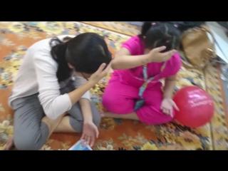 Sahaja Yoga Singapore in Asias Largest Educational Kids Fare 2015