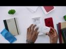 Первая распаковка iPhone 7 (PRODUCT) RED Special Edition