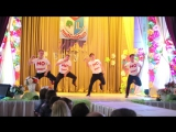 Танцевальный коллектив из медицинского университета No Mersy