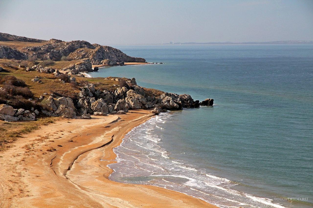 тысячелетие крым дикие пляжи фото ценовая