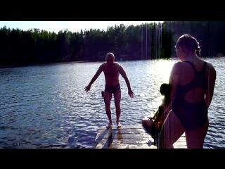 Лето, солнце, озеро
