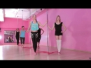 Pole Dance Warm up from Natalia Meshcheriakova with ATLETIKA24