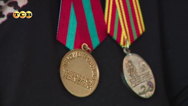 Ветеранам ОСТК и женского забасткома вручили юбилейные медали