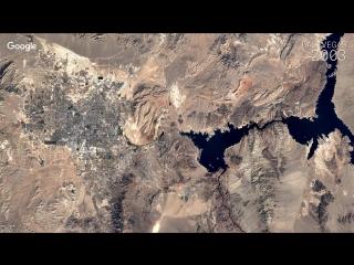 Google Timelapse- Las Vegas, Nevada