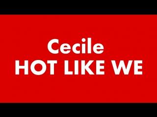 Nastya Maggi dancehall | Cecile - Hot Like We | @domchikibro
