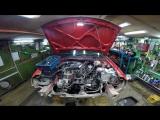Замена двигателя Гольф 3 cabriolet golf 3 ремонт