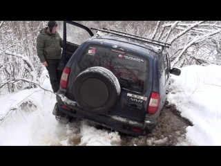 Offroad expedition. Гжатский Тракт. Зима